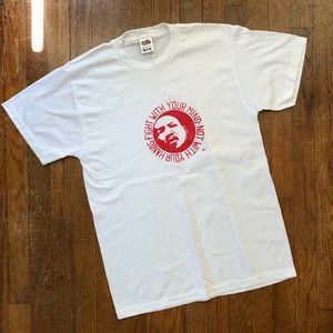FRUIT OF THE LOOM BEST T-SHIRT - MLK GRAPHIC